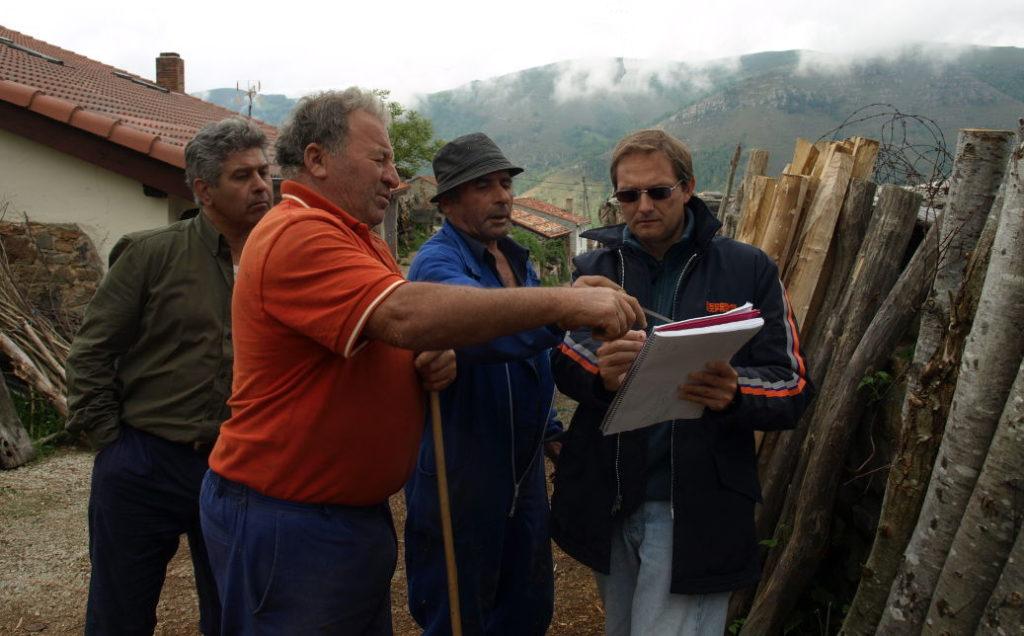 Alberto Gonzalez, Toponimia de Cantanbria
