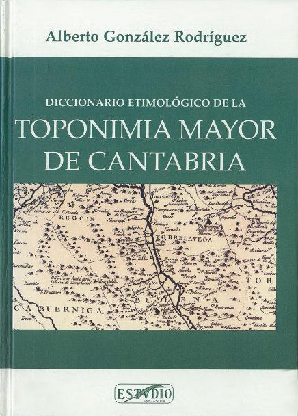 Diccionario toponimia de Cantabria