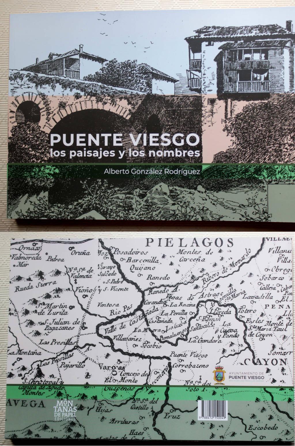Puente Viesgo: los paisajes y los nombre. Toponimia cantabria