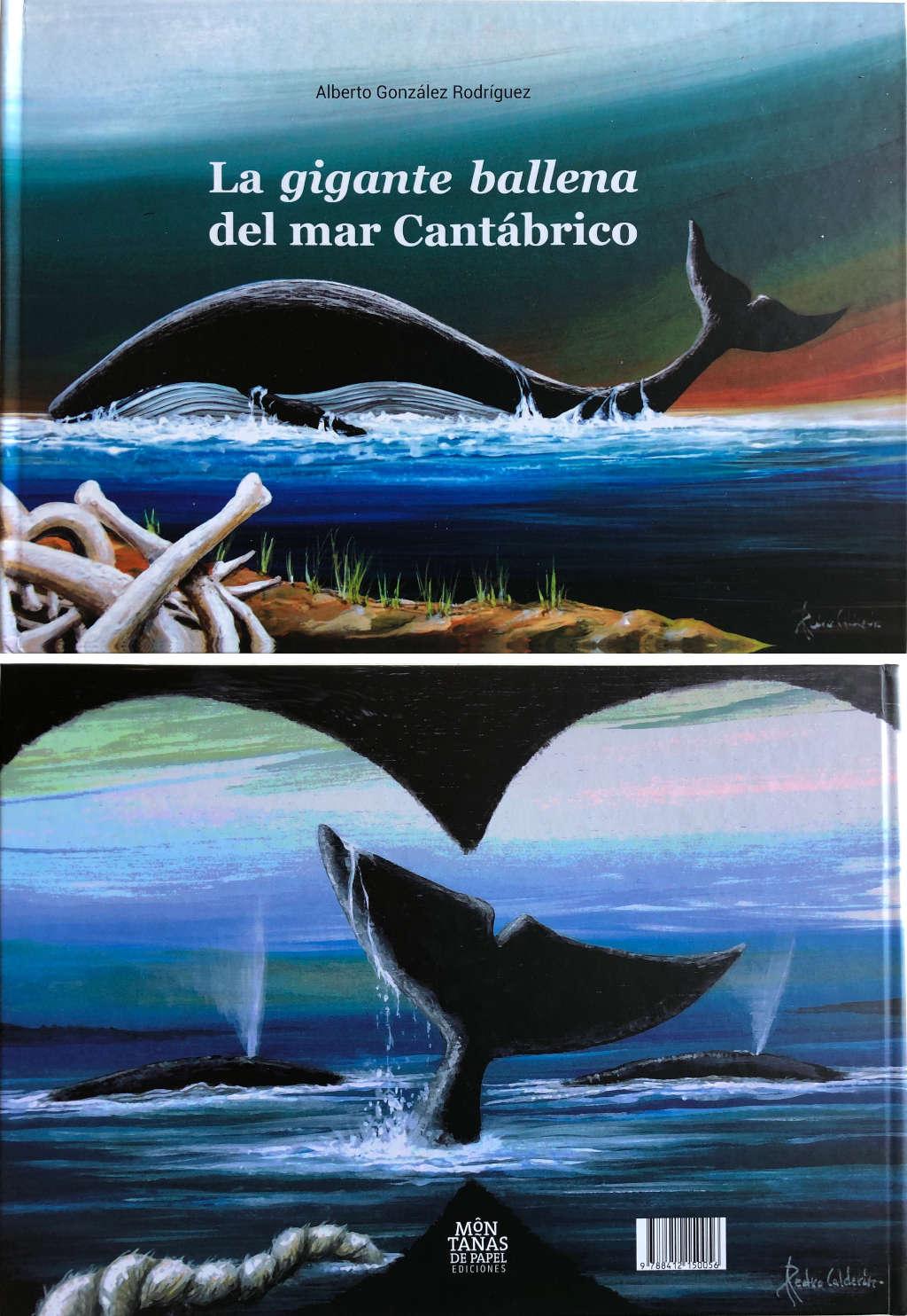 La gigante ballena del mar Cantábrico